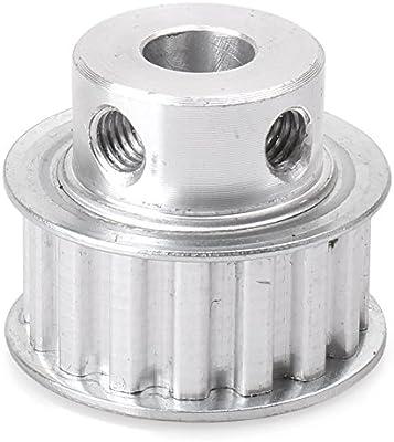 GZYF Poleas de correa de distribución de 8 mm de diámetro XL16T ...