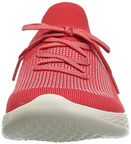 Skechers Performance Frauen You-Shine Sneaker rot