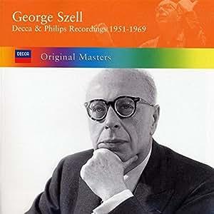 George Szell: Decca & Philips Recordings 1951-1969