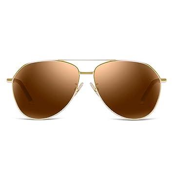Sonnenbrille Polarisierte Sonnenbrillen Anti-UV-Männer, die Anti-Glare-Familien-Geschenke antreiben ( farbe : Gray )