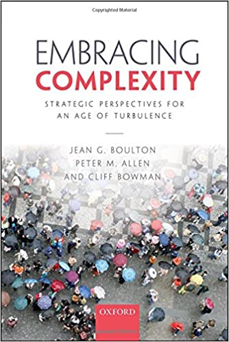 Book Embracing Complexity: Strategic Perspectives for an Age of Turbulence