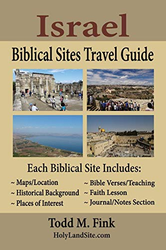 The Holy Land is much more than places and historical artifacts; it's an experience . . .  an experience that is spiritual in nature for those with eyes to see. This book is designed to give you eyes to see what most people don't. It uncovers the ...