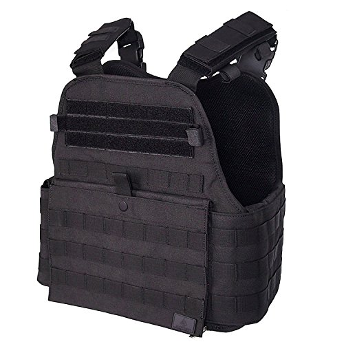 GLORYFIRE Tactical Vest Elite Molle Law Enforcement Vest Modular Vest - Jacket Flak