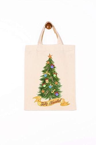 Gallaecia Studio Bolsa de tela con asa corta para regalos de ...