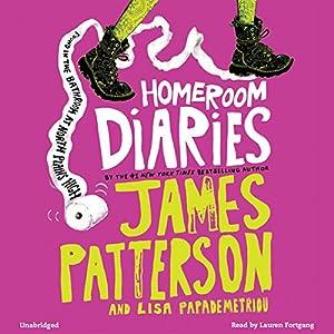 Homeroom Diaries Audiobook