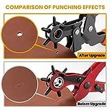 Cosyland Finder Leather Punch Belt Hole Puncher