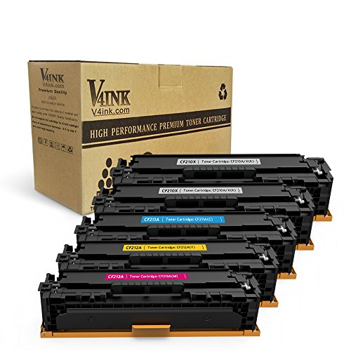 V4INK Compatible Toner Cartridge Replacement for HP 131A 131