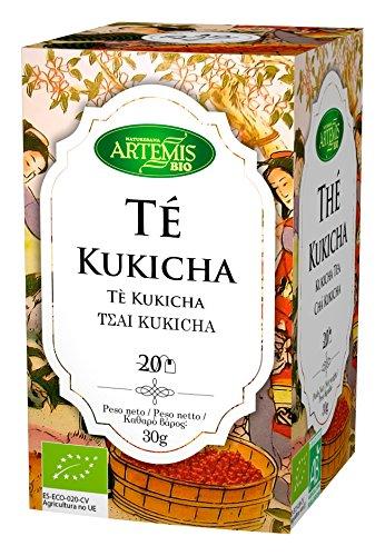 ArtemisBio Infusion Te Kukicha - 20 infusi