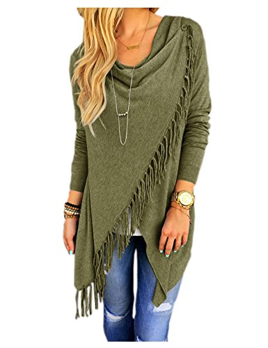 AuntTaylor Womens Winter Cardigan Sweater