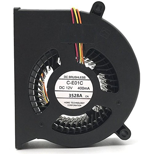 DC 12V 400MA Toshiba C-E01C Server Blower Fan 80x73x25mm (Toshiba Dc Fan)