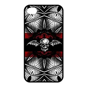 Custom Your Own Unique Rock Band Avenged Sevenfold A7X M Shadows Silicon Iphone 5C Snap on A7X Iphone 5C