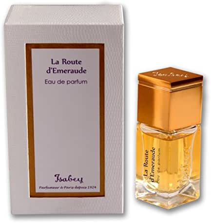 Isabey Paris La Route D'Emeraude Eau de Parfum - 10 ml