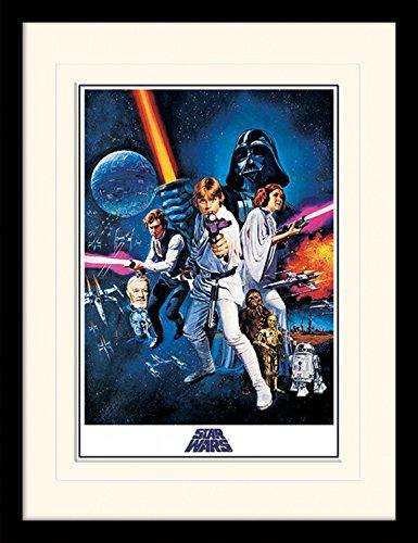 1art1 Star Wars - Episodio IV, Una Nueva Esperanza, Cartel ...