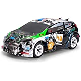 RONSHIN Wltoys K989 1/28 2.4G 4WD Brushed RC Remote Control Rally Car RTR with Transmitter