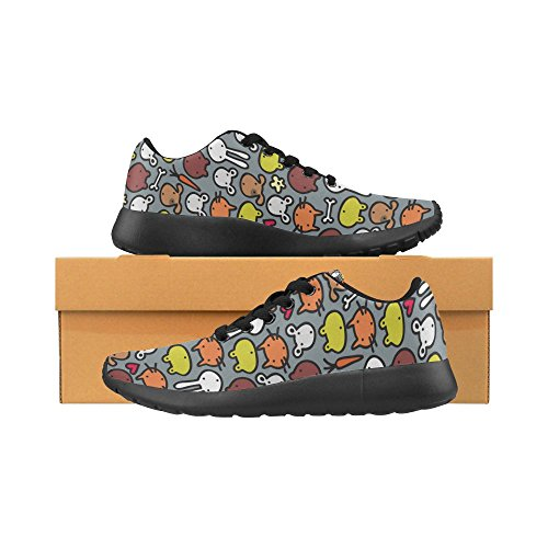 Womens InterestPrint Go Shoes Sports Running Lightweight Athletic Comfort Walking Sneaker Easy Jogging dHXrwH