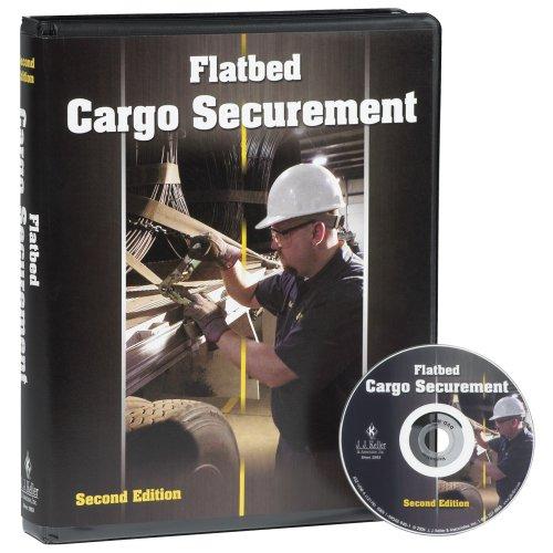Cargo Securement FLATBEDS - DVD Training Program (Flatbed Cargo Securement)