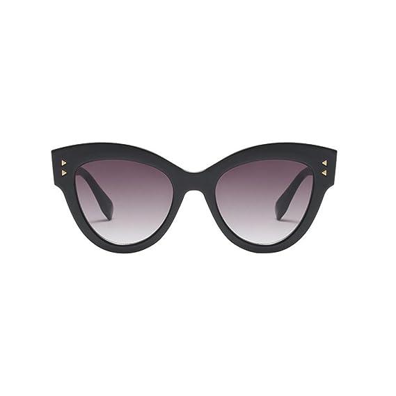 Keepwin Verano Nuevo Gafas De Sol Mujer Polarizadas, Anti-Reflejo Ojos Proteccion Estiloso Ovaladas Gafas Marco Grande (A): Amazon.es: Ropa y accesorios