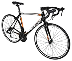 The Shadow 3.0 is the latest version of Vilano's popular SHADOW road bike line. It's an affordable entry level bike well suited for commuting, exercise / fitness, or weekend club rides. Featuring STI brake lever integrated shifters (14...