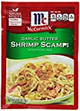 McCormick Garlic Butter Shrimp Scampi, 0.87 oz (Case of 12)