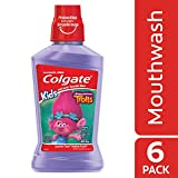 Colgate Kids Mouthwash, Trolls - 500 mL (6 Pack)