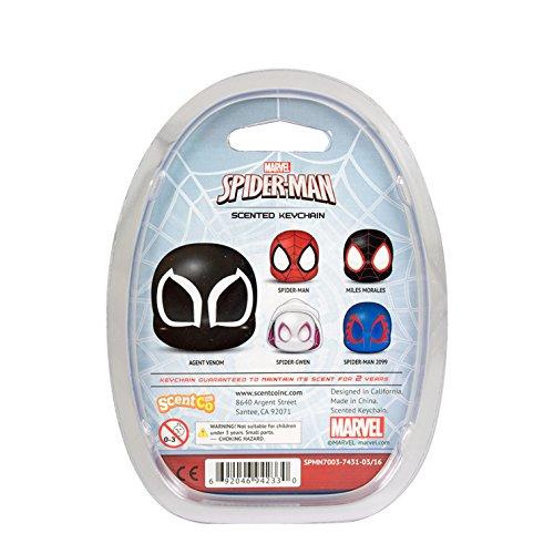 Amazon.com : Marvel Spider-Man Agent Venom Scented Keychain ...