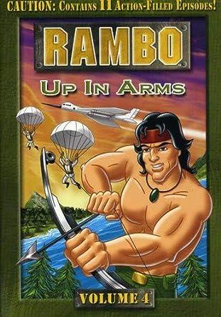 Rambo 4: Up in Arms [Reino Unido] [DVD]: Amazon.es: Cine y ...