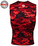 DRSKIN Tank Tops Men's Cool Dry Compression