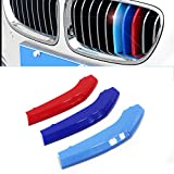 Maite 3D MotorSport Front Grille Trim Strips Grill Cover...