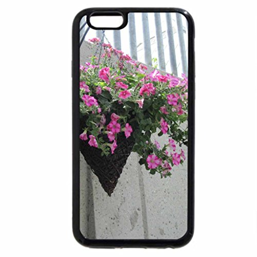 iPhone 6S / iPhone 6 Case (Black) Hanging Basket