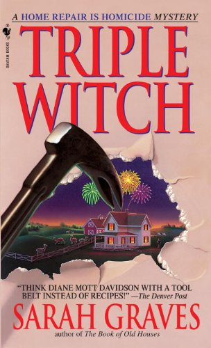 (Triple Witch: A Home Repair is Homicide Mystery)