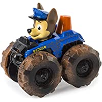 Paw Patrol Rescue Racers - Chase's Monster Truck, Toys for Boys, 3 Years & Above, Pre School , Action Figures