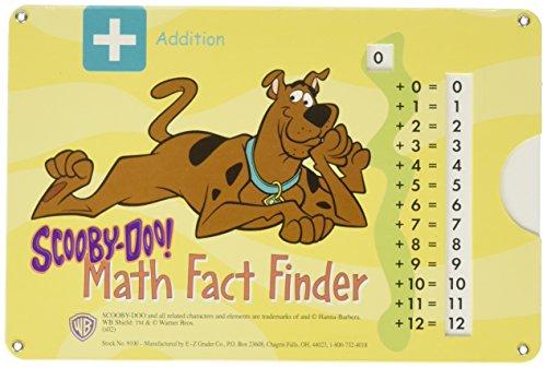 E-Z Grader 789328091005 Math Fact Finder, 6.5