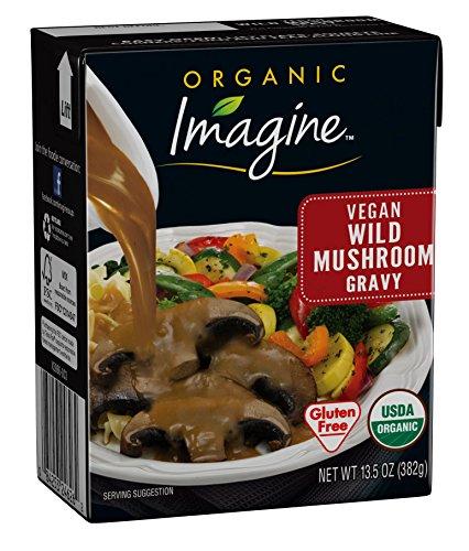 Mushroom Gravies