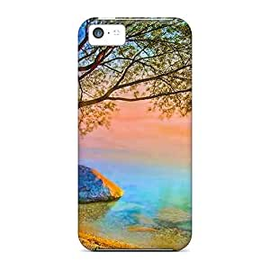 AlikonAdama Iphone 5c Well-designed Hard Cases Covers Just A Painting Protector