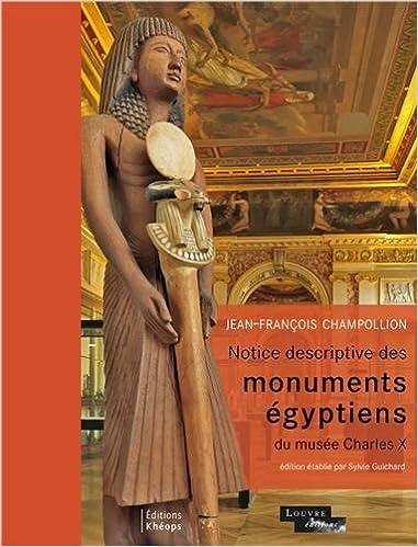 Téléchargement Notice descriptive des monuments égyptiens du musée Charles X epub, pdf