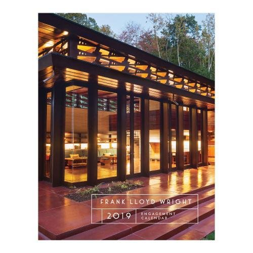 Frank Lloyd Wright 2019 Engagement Calendar