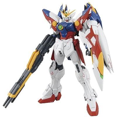 Bandai Hobby MG Wing Gundam Proto Zero (EW) Gundam Wing: Endless Walt: Toys & Games