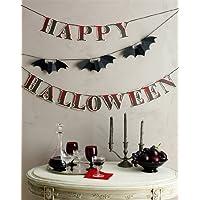 Martha Stewart Crafts Happy Halloween Bat Garland
