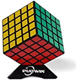 Playwin Cailun New 5X5X5 Speed Cube Puzzle Black