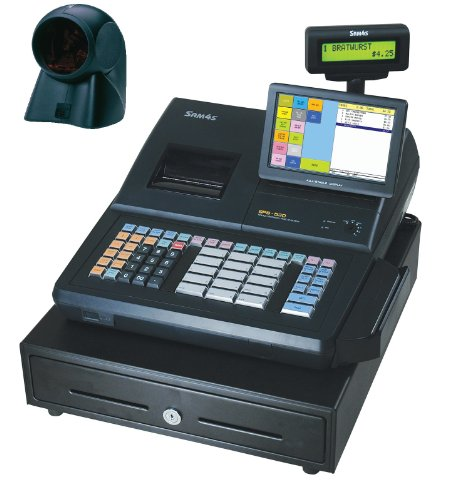 SAM4S SPS-530 RT Cash Register with MS7120 Orbital for sale  Delivered anywhere in USA