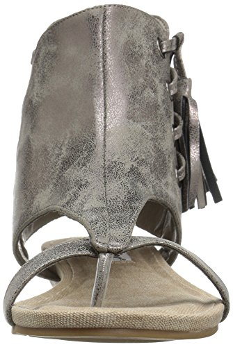 Sandal Dress Pewter Too 2 Women Chill Lips n6q8w74P