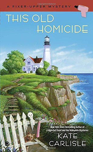 book cover of This Old Homicide