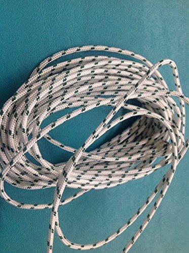 20' Patio umbrella Replacement Cord Line Rope String Green Dot Heavy Duty Patio (Patio Umbrella Parts Repair)