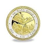 US Navy Seals Challenge Coin Naval Special Warfare