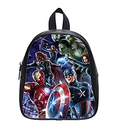 Image Unavailable. Image not available for. Color  Hot Sale Marvel s The  Avengers Custom Kids School Backpack ... dabf0c7f4c84a
