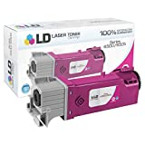 LD © Compatible Replacement for Xerox 106R01595 Magenta Laser Toner Cartridge for use in Phaser 6500, 6500N, 6500DN and WorkCentre 6505 Printers