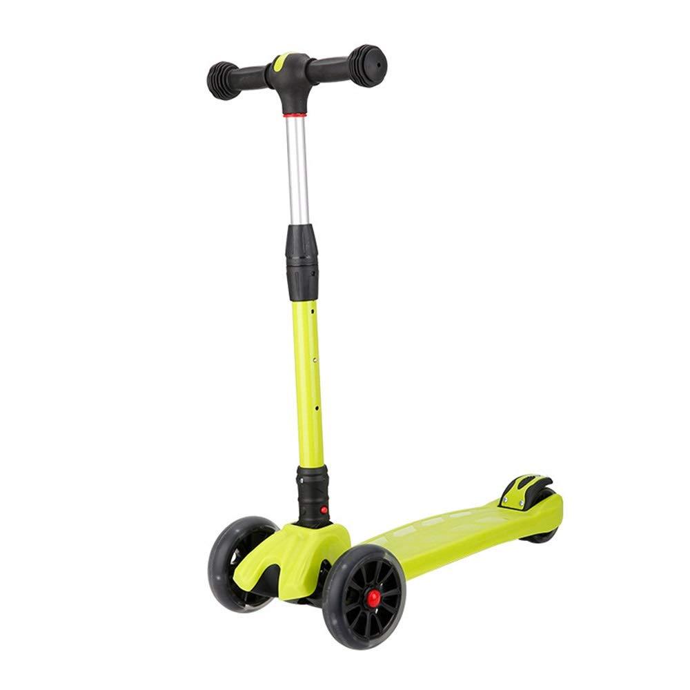 史上最も激安 Meet ) Color now 子供の三輪スクーターに適して、男性と女性のために利用できる、利用できる、折り畳まれたフラッシュ、バランススクーター、さまざまな色にすることができます 品質保証 Green ( Color : Green ) B07QZR5NL7, トウーレイトスポーツオンライン:b5fcfe42 --- svecha37.ru