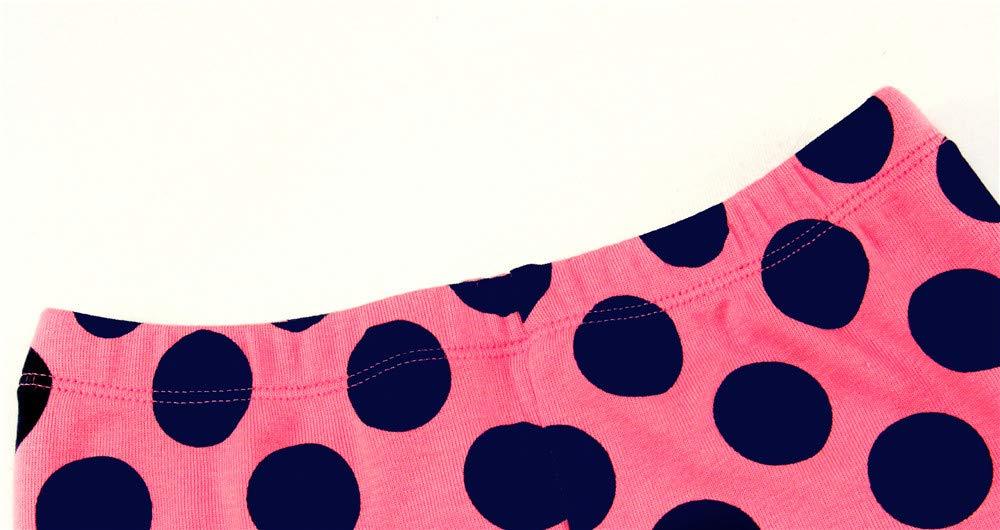 LitBud Baby Mädchen Weihnachten Schlafanzüge Eule Das Erntedankfest Nachtwäsche 2 stücke Lange Ärmel Tops + Hosen Sets für Kleinkind Größe 1-2 Jahre 2 T