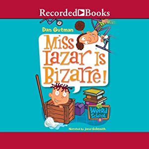 Miss Lazar is Bizarre Audiobook