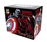 Marvel Zombies Colonel America Bust - SDCC Exclusive Captain America San Diego